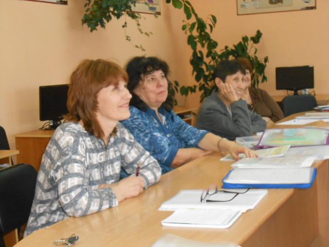 Тренинг для сотрудников средней школы Ангарской воспитательной колонии