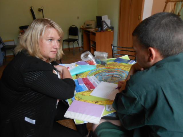В июле 2016 года сотрудниками Иркутского молодежного фонда «Ювента» были организованы занятия по игротехнике «Лестница в будущее» для несовершеннолетних из Ангарской воспитательной колонии.