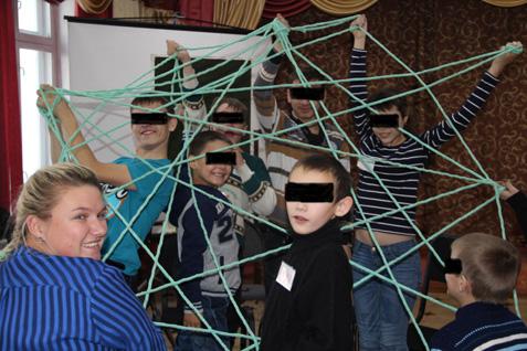 внедрение инновационных медиативных технологий для детей из уязвимых групп