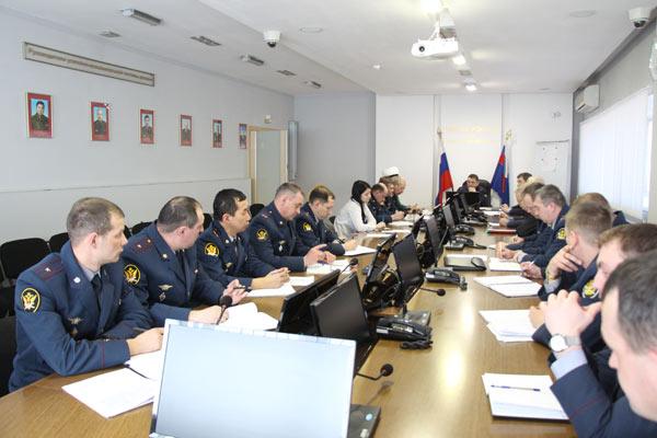 ЗАСЕДАНИЕ ОБЩЕСТВЕННОГО СОВЕТА В ГУФСИН РОССИИ ПО ИРКУТСКОЙ ОБЛАСТИ